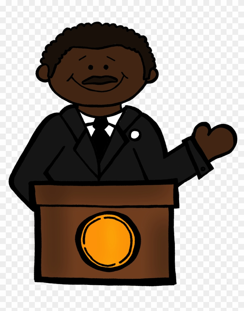 Dr Martin Luther King Clipart At Getdrawings.