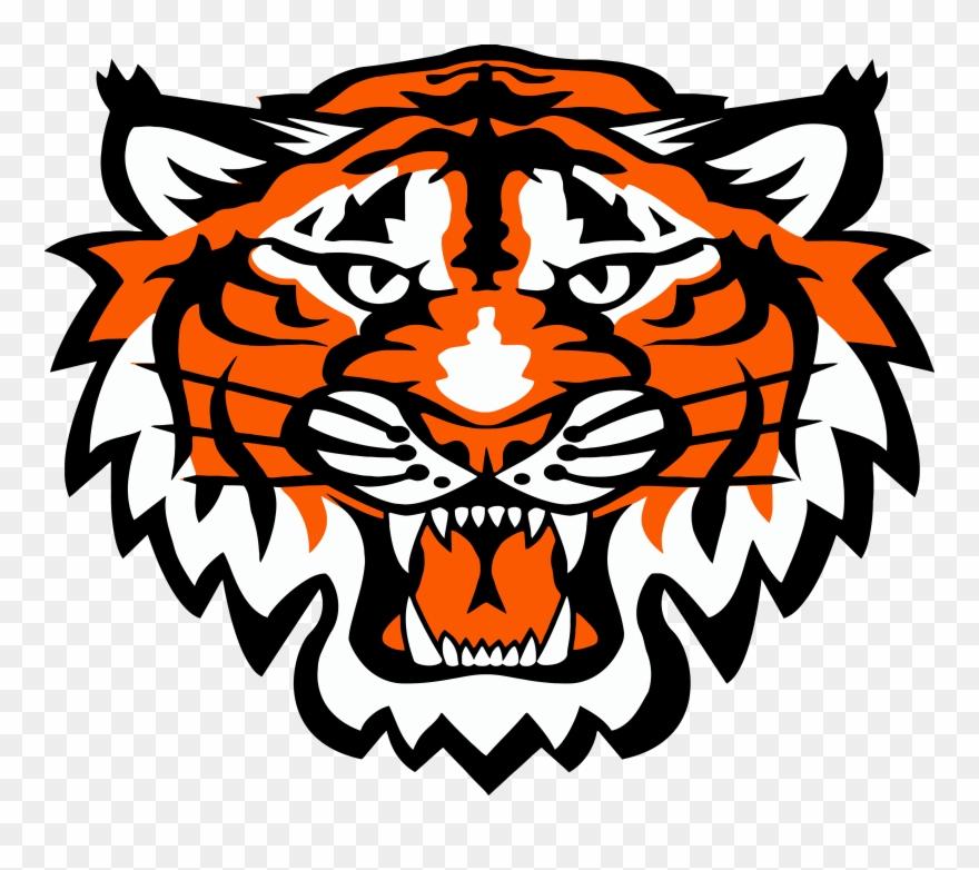 Tiiger Clipart Tiger Face.