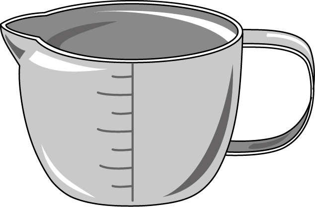 Download Free png pin Cup clipart measuring cup.
