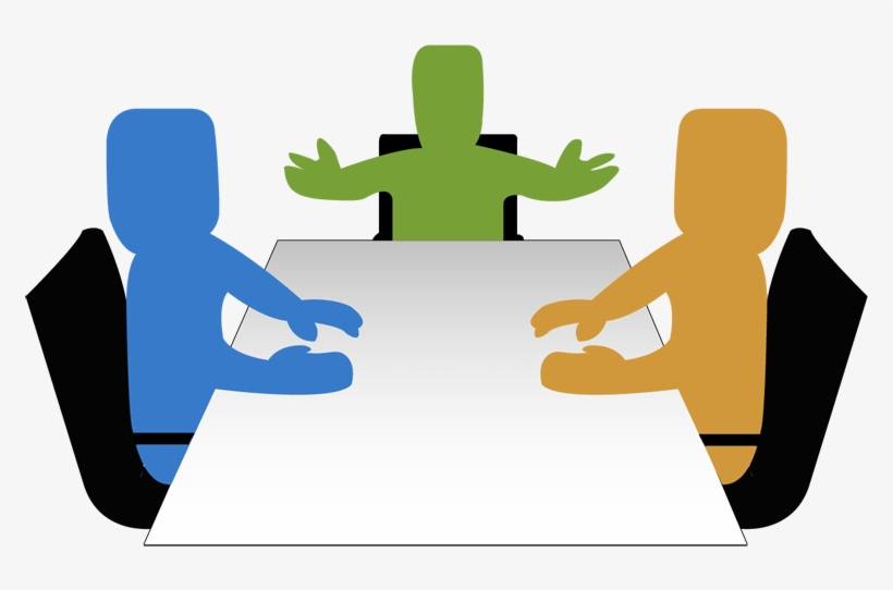 Discussion Clipart Mediation.