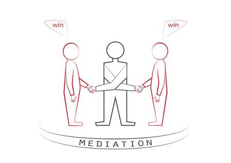 1,612 Mediation Cliparts, Stock Vector And Royalty Free Mediation.