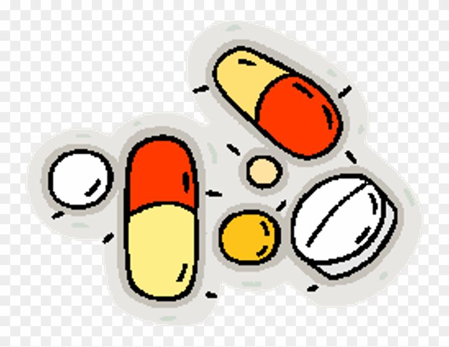 Drugs Clipart Medicine.