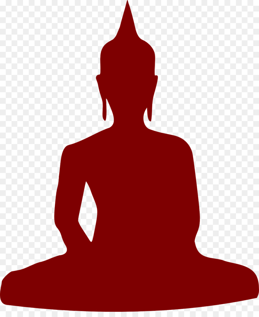 Buddha Cartoon clipart.