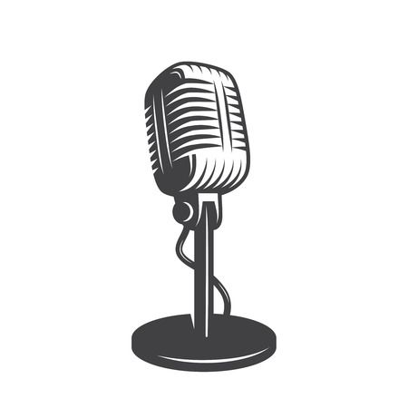 107,245 Microphone Stock Vector Illustration And Royalty Free.