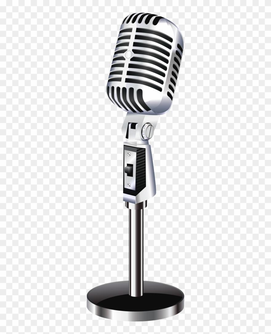 Clip Art Microphone.