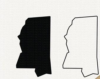 Mississippi Clipart.