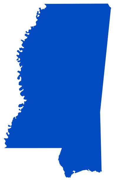 Best Mississippi Illustrations, Royalty.