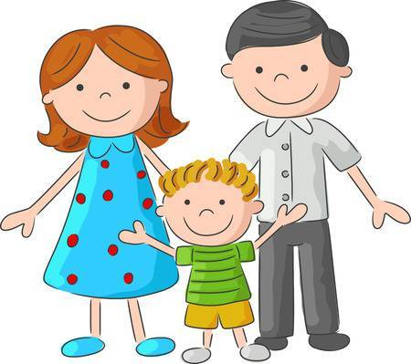 Clipart mom and dad » Clipart Portal.