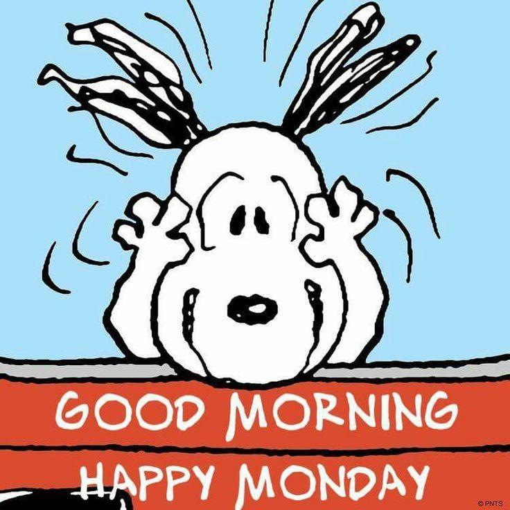 Happy Monday Clipart.