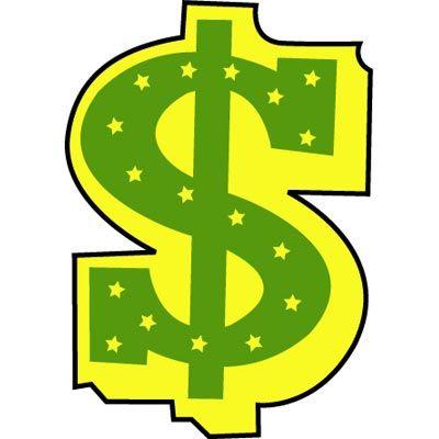 Money Sign Clipart.