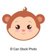 Monkey head Vector Clipart EPS Images. 4,013 Monkey head clip art.