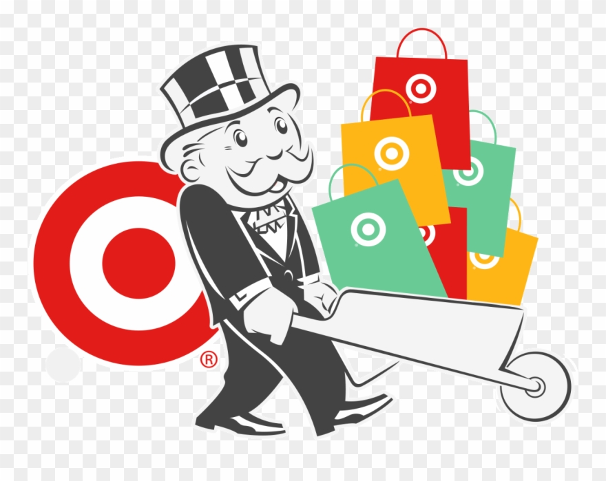 Target In Prizes Monopoly Game At Mcdonald Clipart (#2506452.