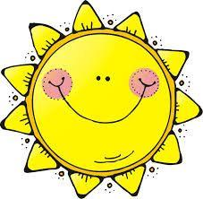 Sun On Good Morning Sunshine Lesson Planning And Free Clip Art.