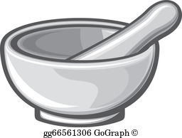 Mortar Pestle Clip Art.