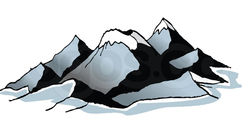 Mountain Range Clipart Download About Vector.