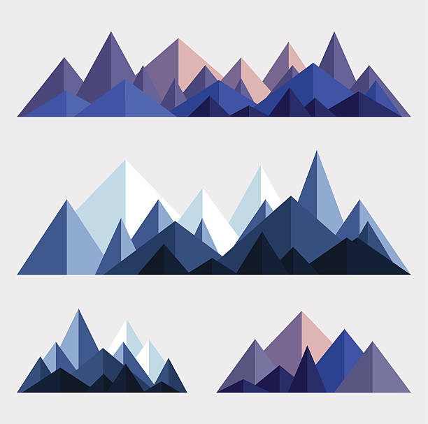 Top Mountain Range Clip Art Vector Graphics And Illustrations IStock.