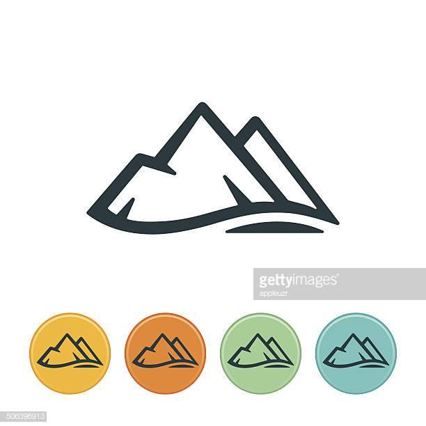 60 Top Mountain Peak Stock Illustrations, Clip art, Cartoons.