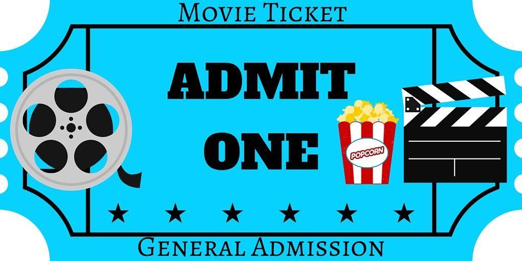 Movie ticket clipart free 2 » Clipart Portal.