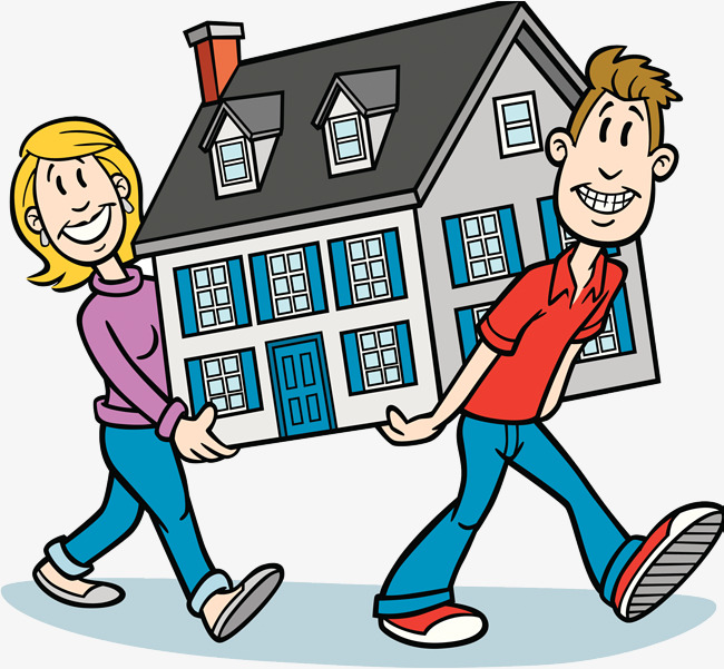 Cartoon Moving, Moving Clipart, Move Som #303197.