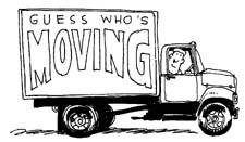 95+ Moving Truck Clip Art.