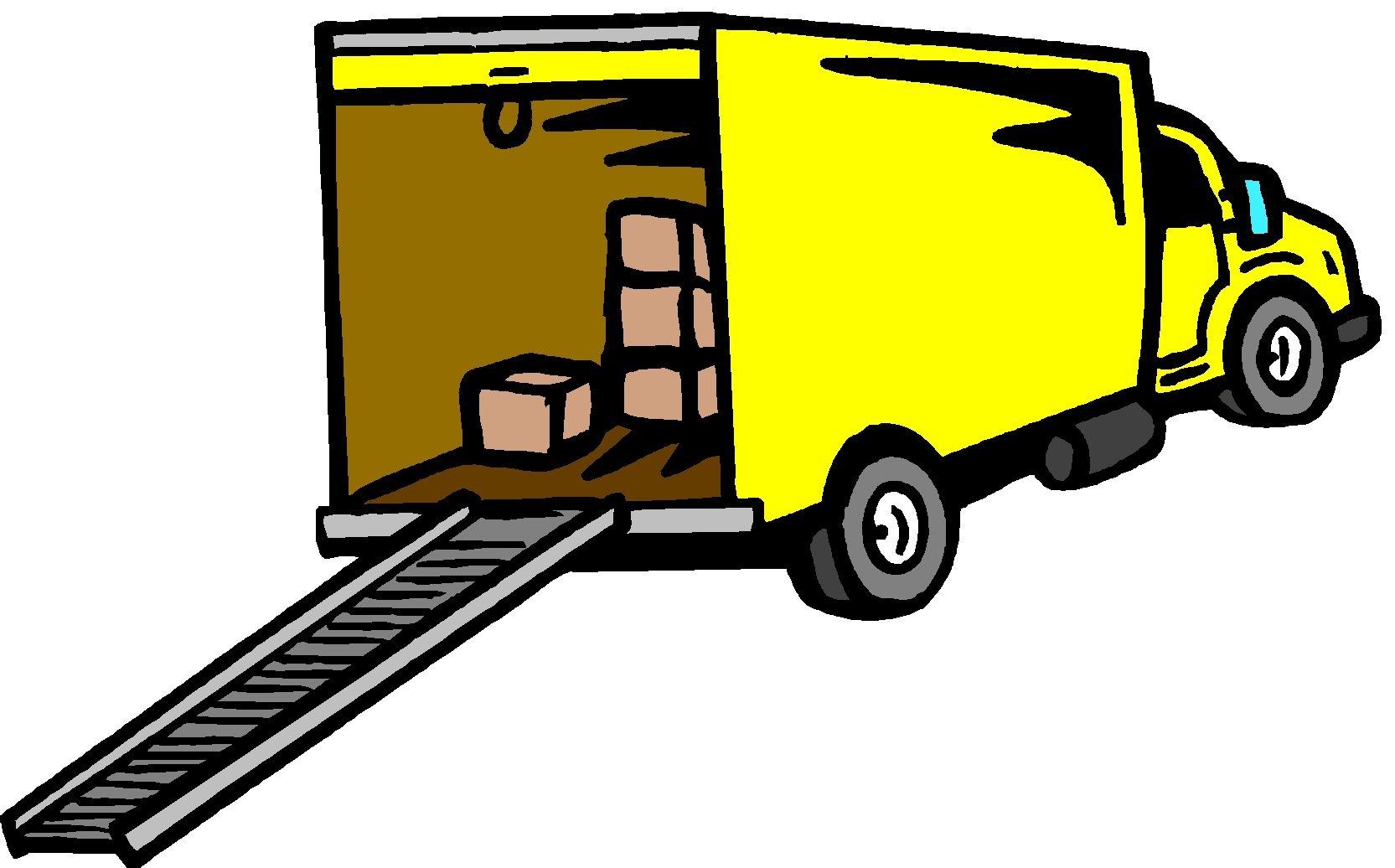 Edcabdbf4efeacc moving truck clipart.
