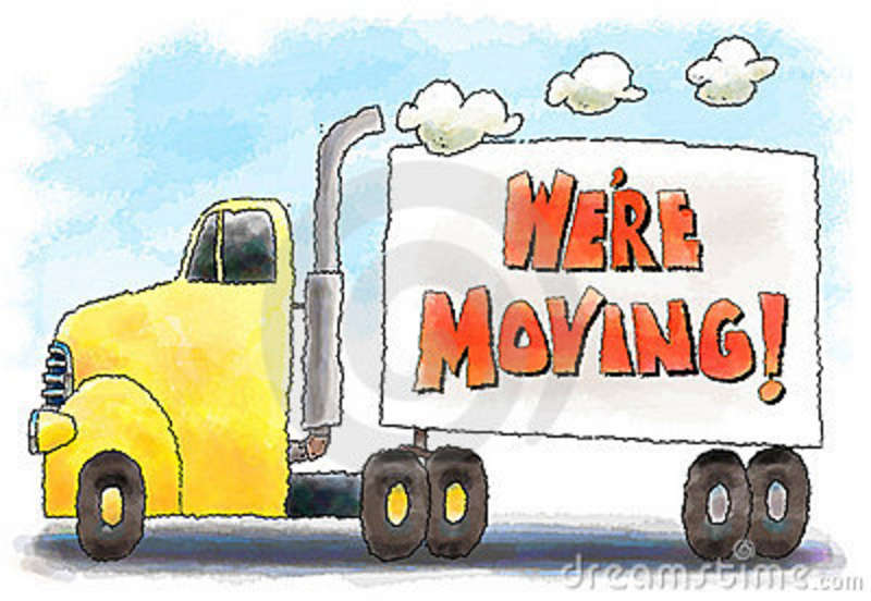 moving.