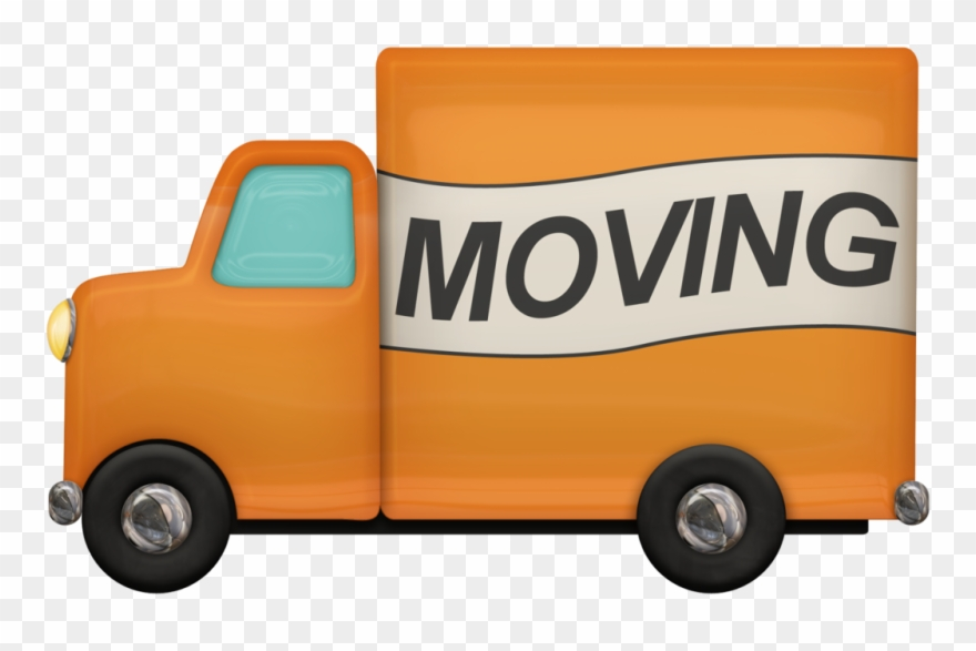 Moving Truck Clip Art 19 Moving Day Picture Black And.