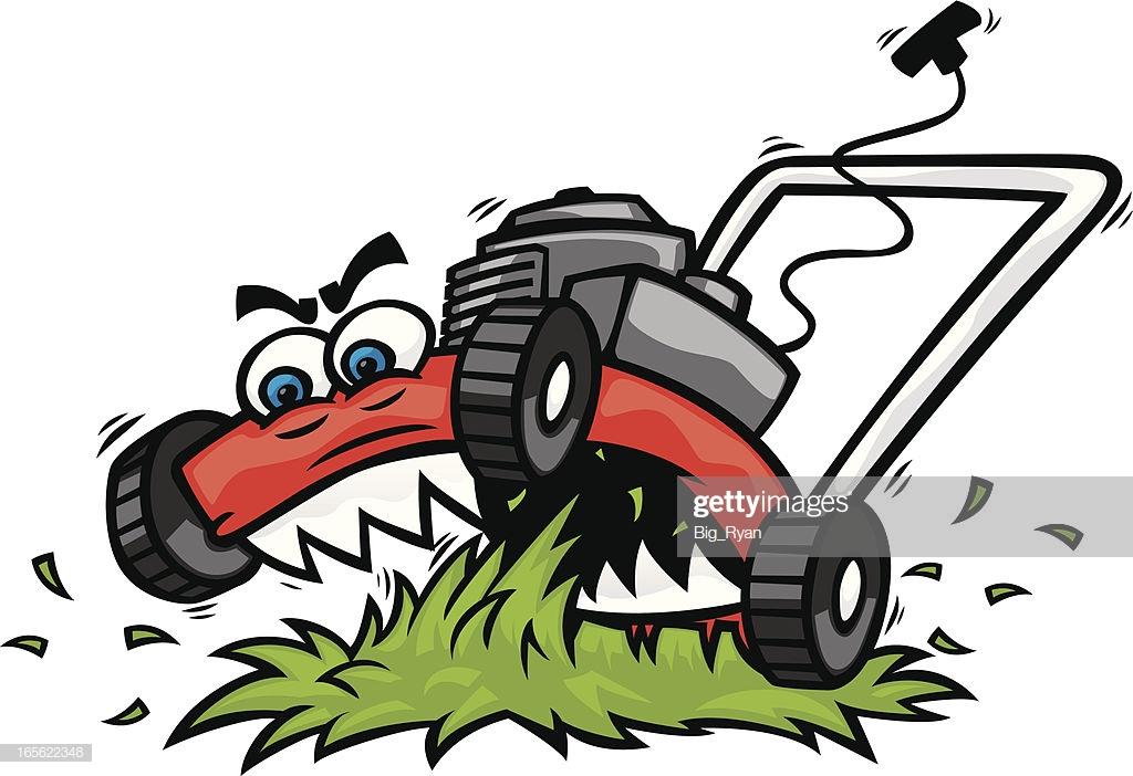 60 Top Lawn Mower Stock Illustrations, Clip art, Cartoons, & Icons.