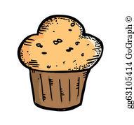 Muffin Clip Art.