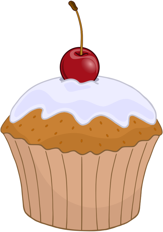 Free Clipart: Muffin.