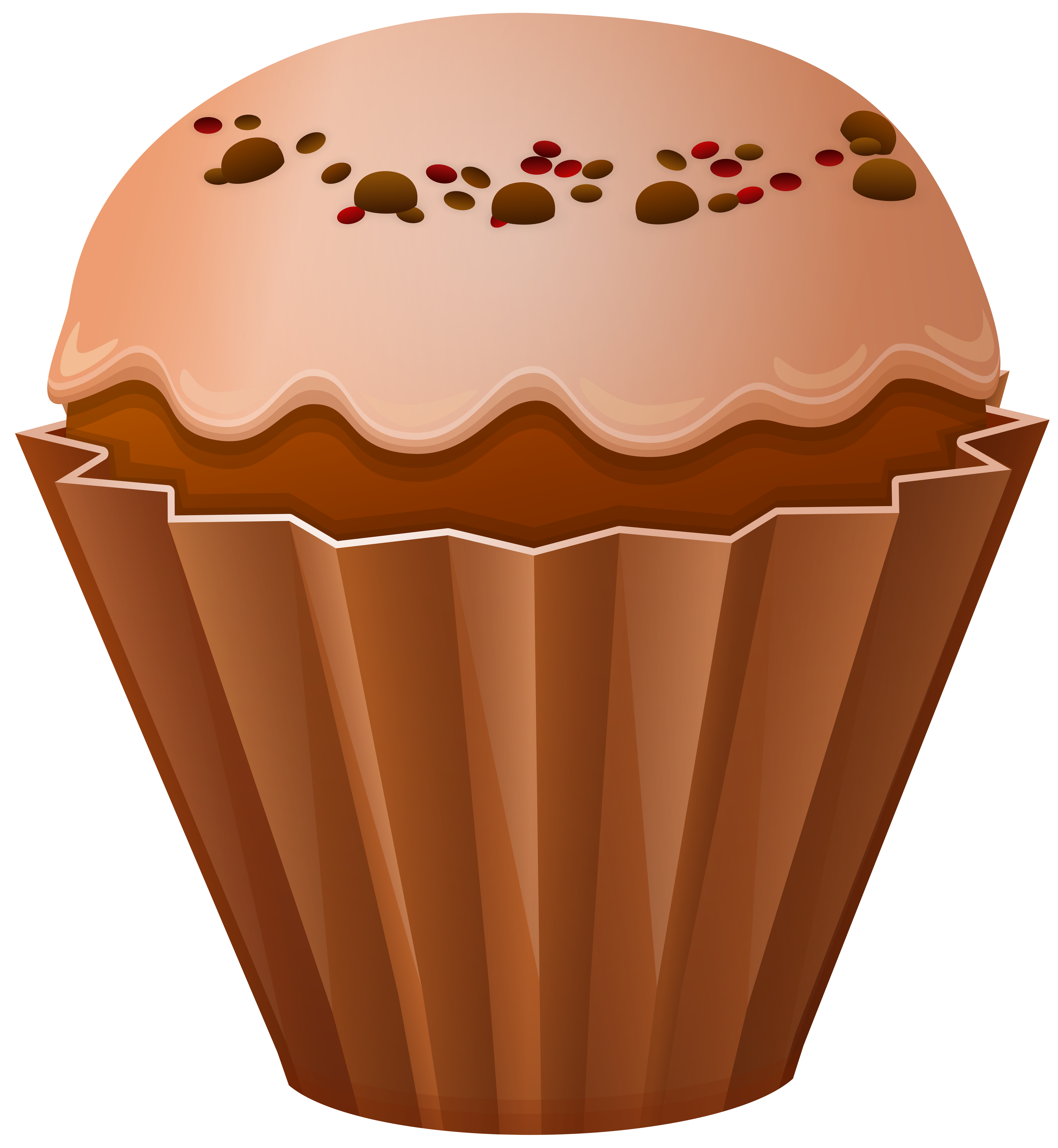 Muffin PNG Clip Art.
