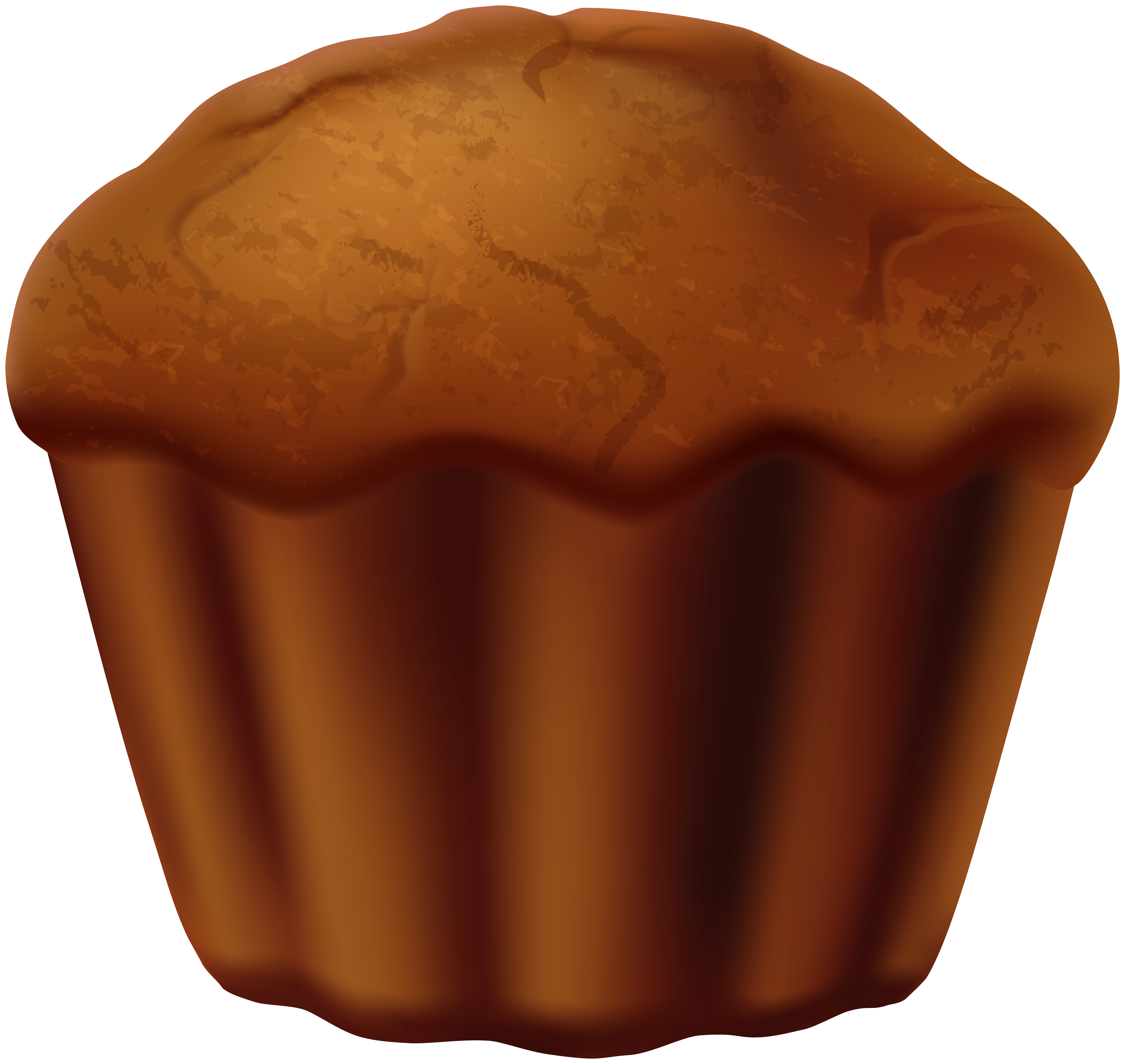 Muffin PNG Clip Art Image.