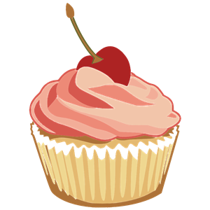 MUFFIN clipart, cliparts of MUFFIN free download (wmf, eps, emf, svg.