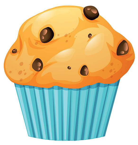 Best Muffin Illustrations, Royalty.