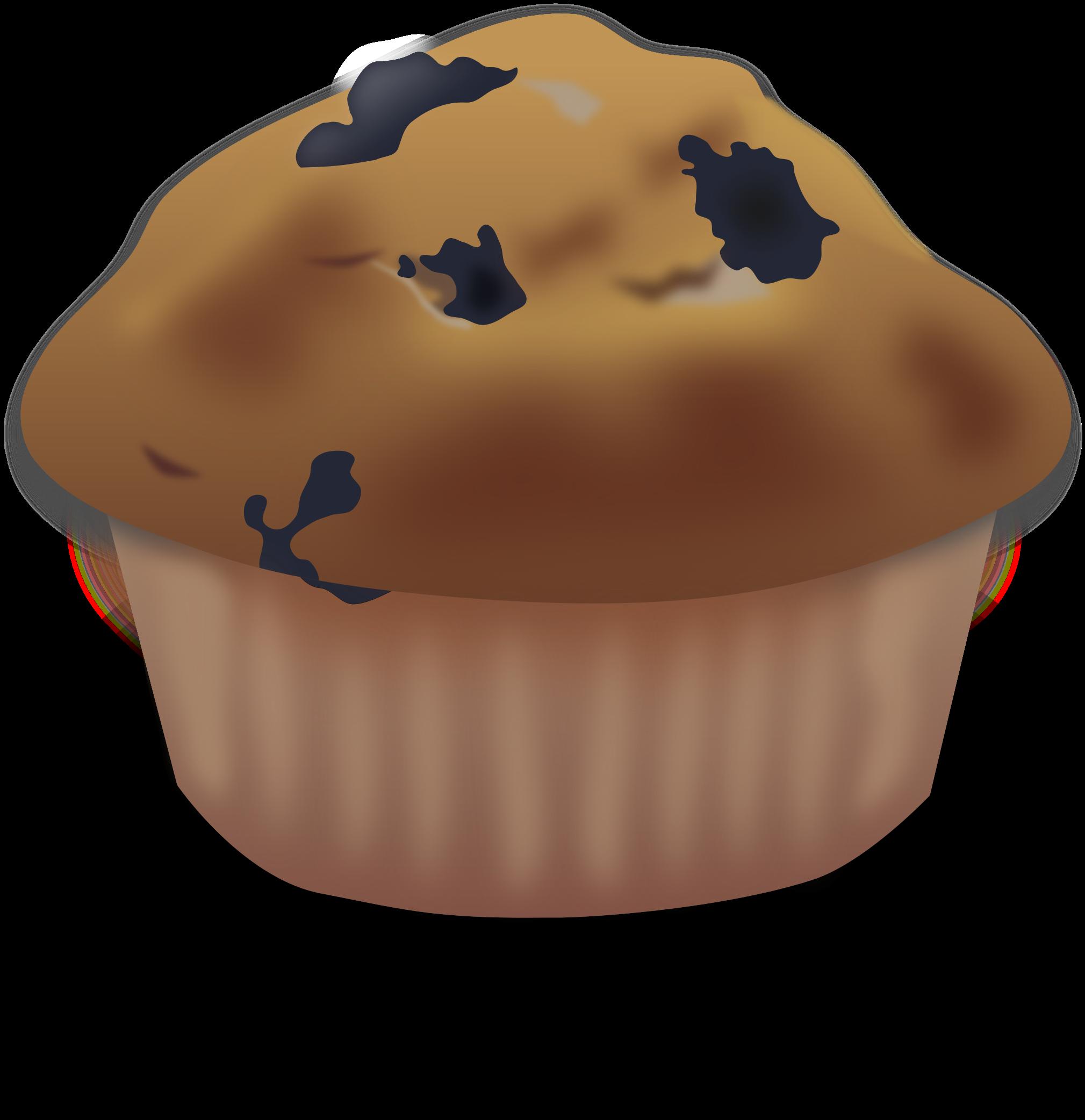 HD Muffin Clipart Baking Muffin.