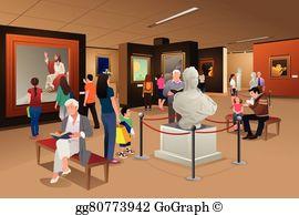Museum Clip Art.