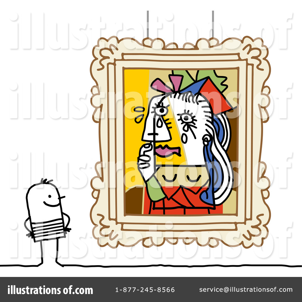 Art Museum Clipart #432030.