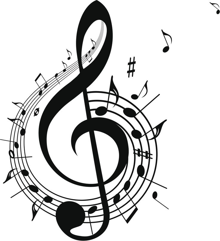 Clipart music 3 » Clipart Station.