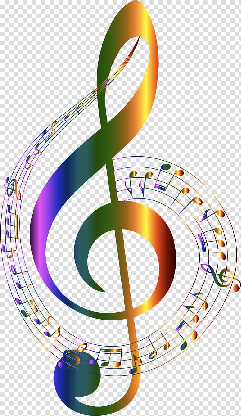 Musical note Desktop , musical transparent background PNG clipart.