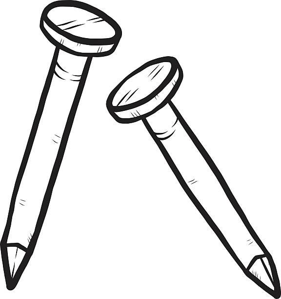 Long Nails Drawings Illustrations, Royalty.