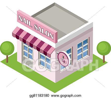 Nail salon clipart 7 » Clipart Portal.
