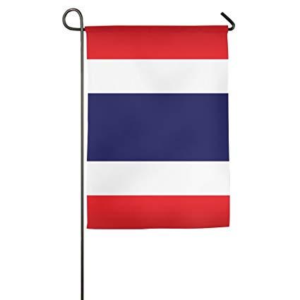 Amazon.com: Thai Clipart National Flag Garden Flag Indoor & Outdoor.