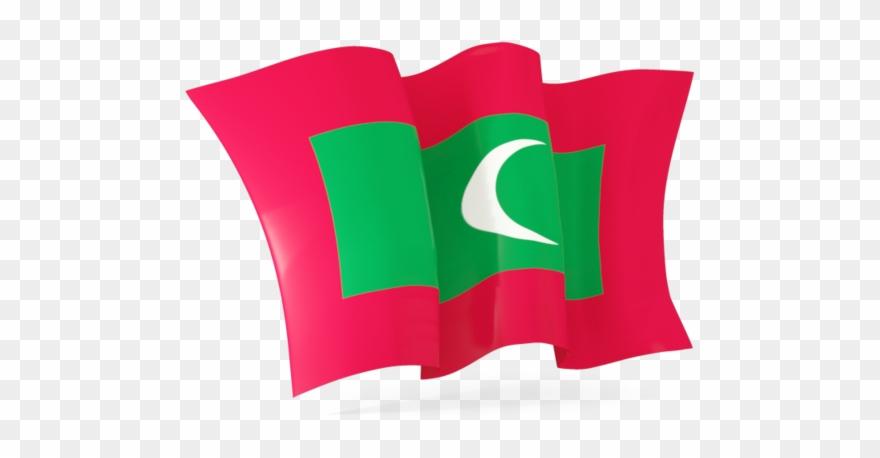 Flags Clipart Maldivian.