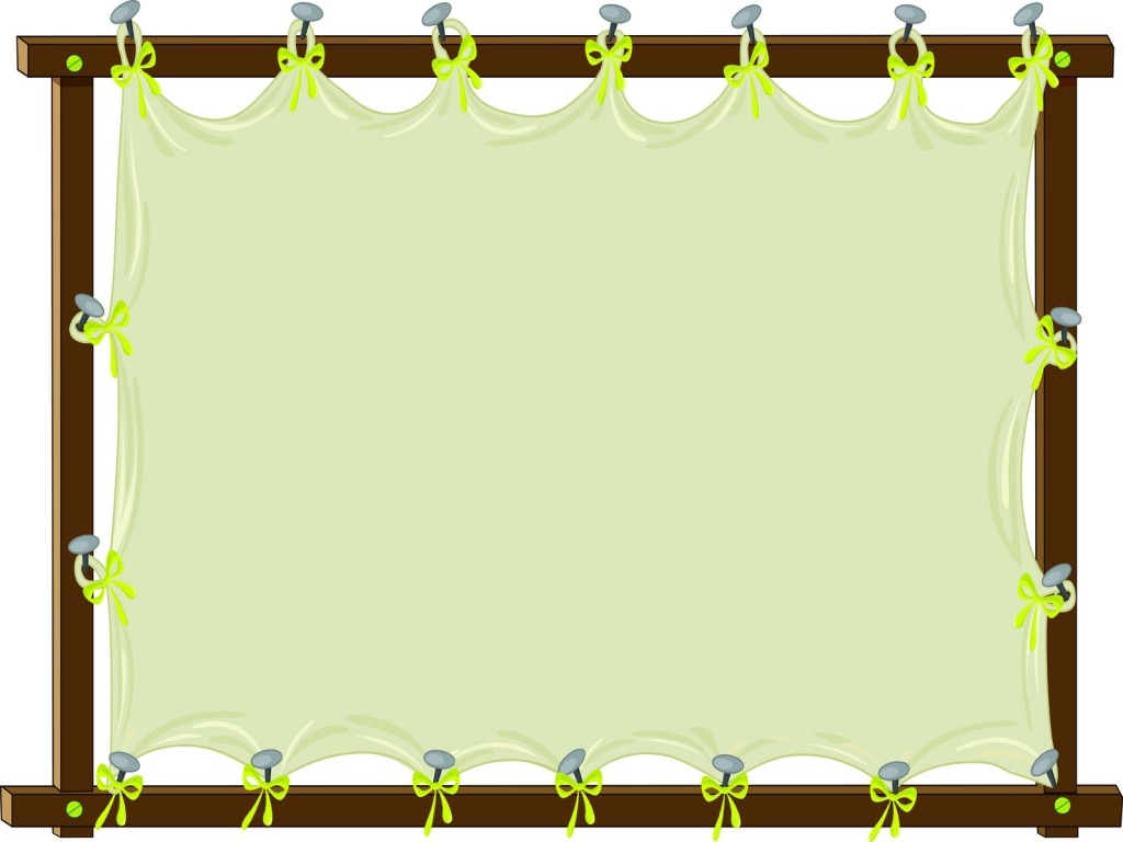 Nature Frame Clipart & Free Clip Art Images #3861.