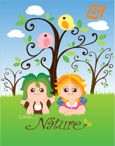 3146 nature free clipart.