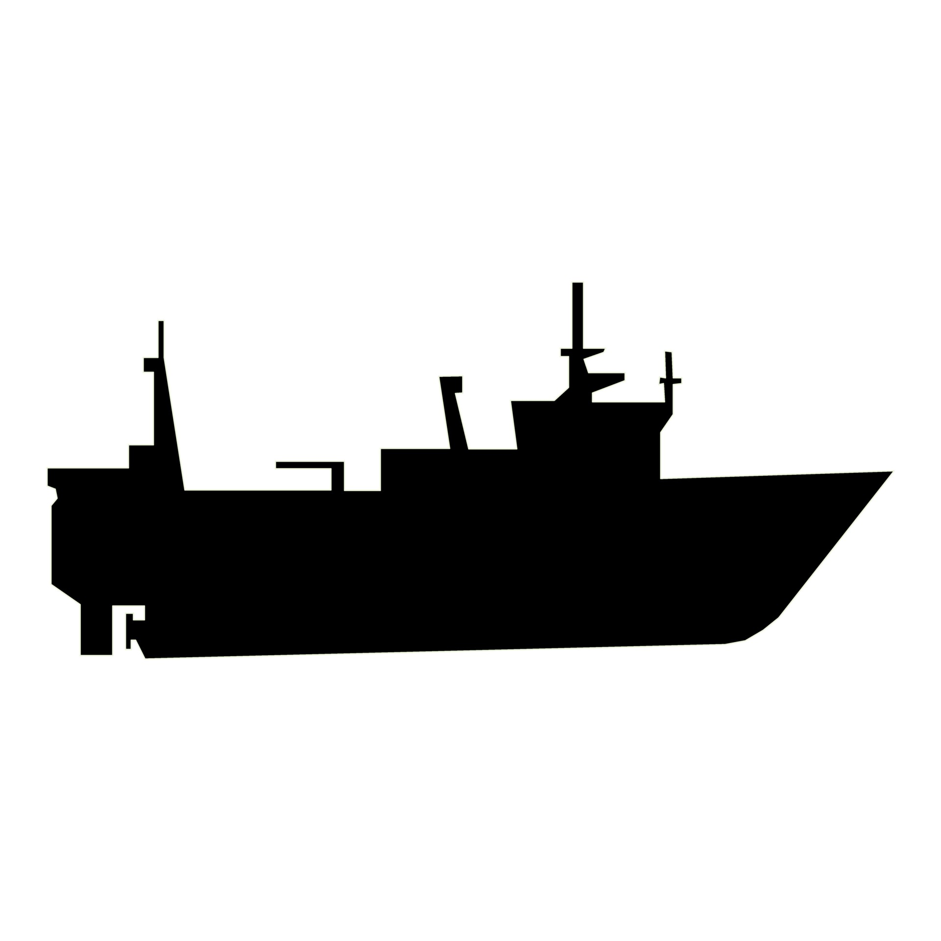Navy ship clipart 4 » Clipart Station.