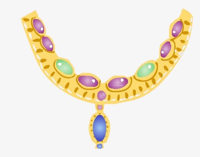 Clipart necklace 6 » Clipart Portal.