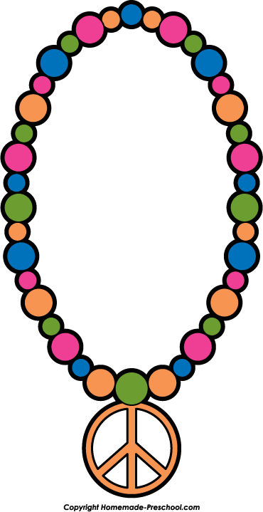 Necklace Clipart.