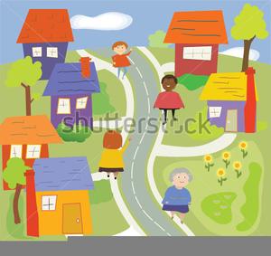 Free Clipart Neighborhood Watch.