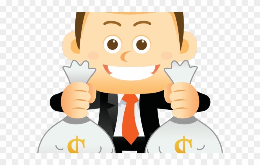 Make Money Clipart Net Income.